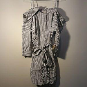 Not sneak peak ots dress